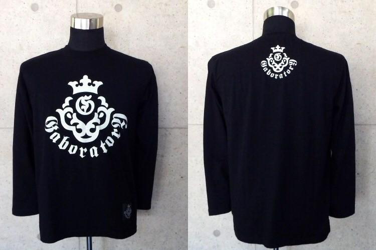 画像1: Atelier mark T-Shirt [Black]