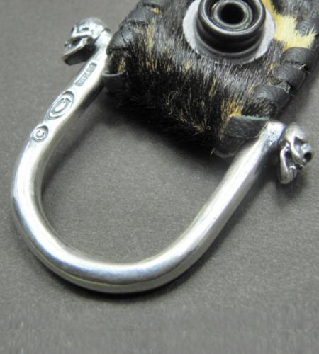 画像5: Hair-On Skin Belt Loop