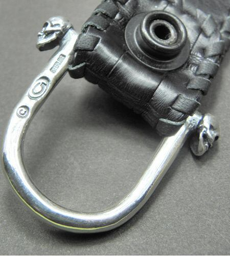 画像3: Crocodile Skin [Belly] Belt Loop