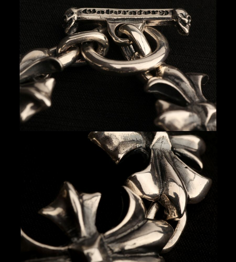 画像5: Gothic Cross Links Bracelet