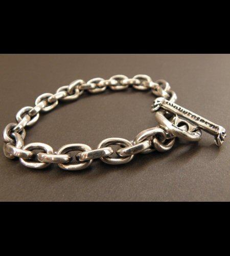 画像3: Half Small Oval Chain Bracelet