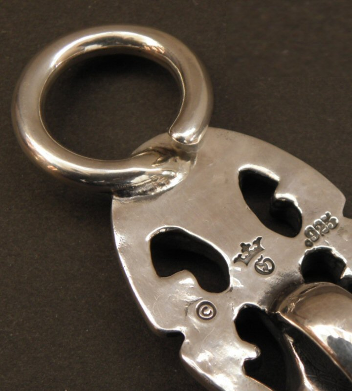 画像2: Loop Hook Battle-Ax Key Keeper