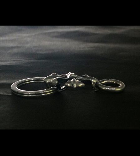 画像3: Gothic Cross Loop Hook Key Keeper