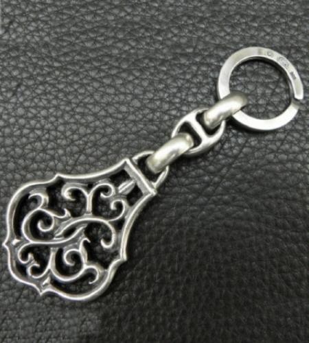 画像3: Half Size Arabesque With H.W.O, Smooth Anchor Chain & Key Ring
