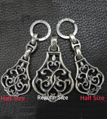 画像4: Half Size Arabesque With H.W.O, Smooth Anchor Chain & Key Ring