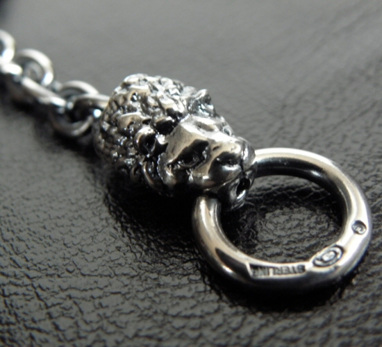 画像3: 6Chain with 1/8 Lion & 1/8 T-bar Necklace