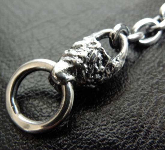 画像4: 6Chain with 1/8 Lion & 1/8 T-bar Necklace