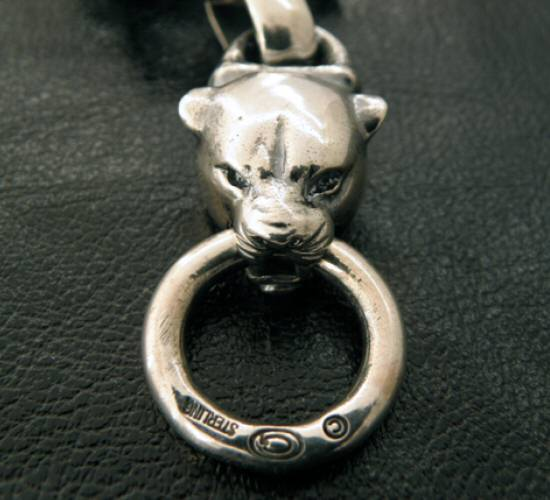 画像3: Half panther with O-ring & 7chain necklace