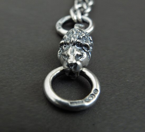 画像2: Quarter Lion & 6Chain Necklace