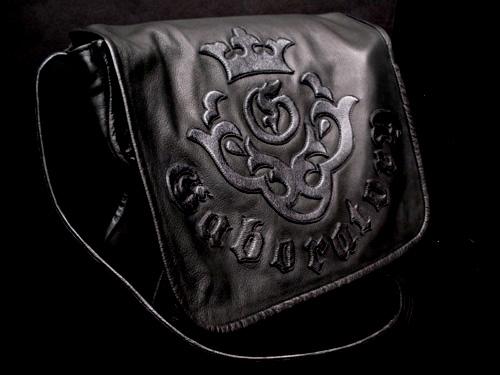 画像1: Gaboratory Atelier Mark Duffle Bag