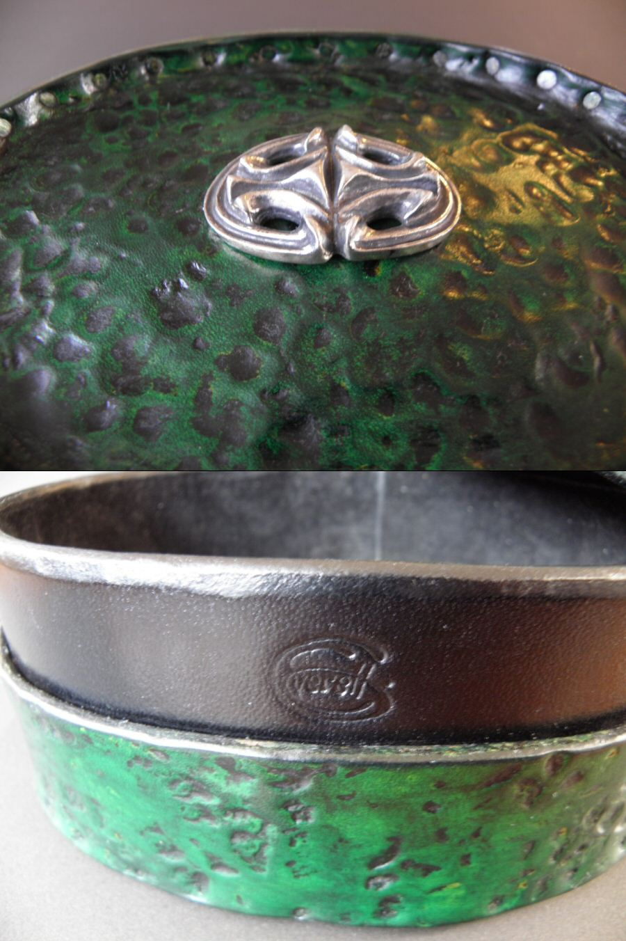 画像5: Gaboratory Leather Jewelry Box