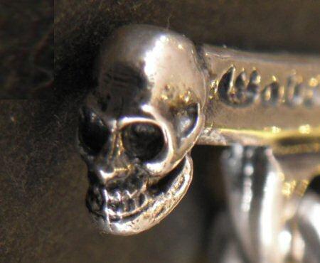 画像2: Gaboratory Skull T-bar