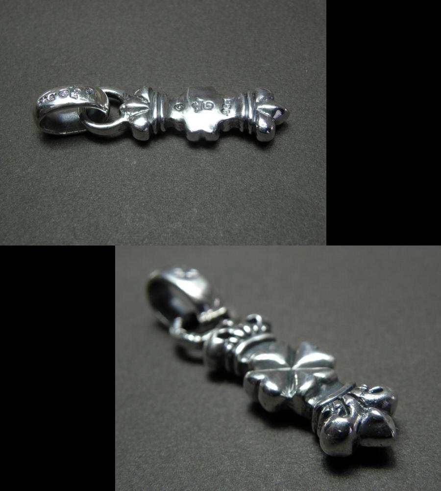画像3: One Eighth 4 Heart Crown With H.W.O Pendant