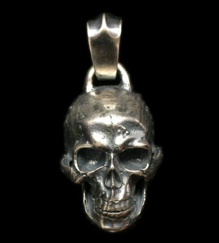 画像1: Large Skull  Pendant