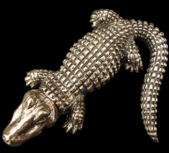 画像1: Alligator Pins