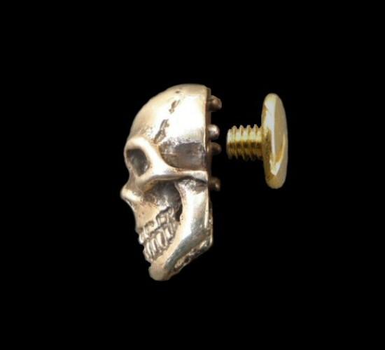 画像1: Skull Pins