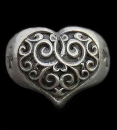 画像1: Heart Ring