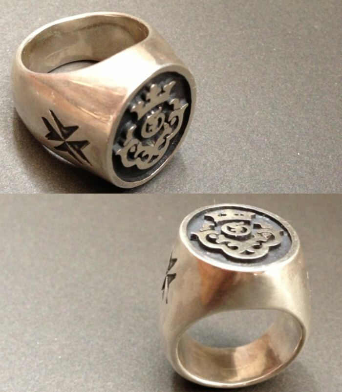 画像4: Atelier Mark Signet Ring