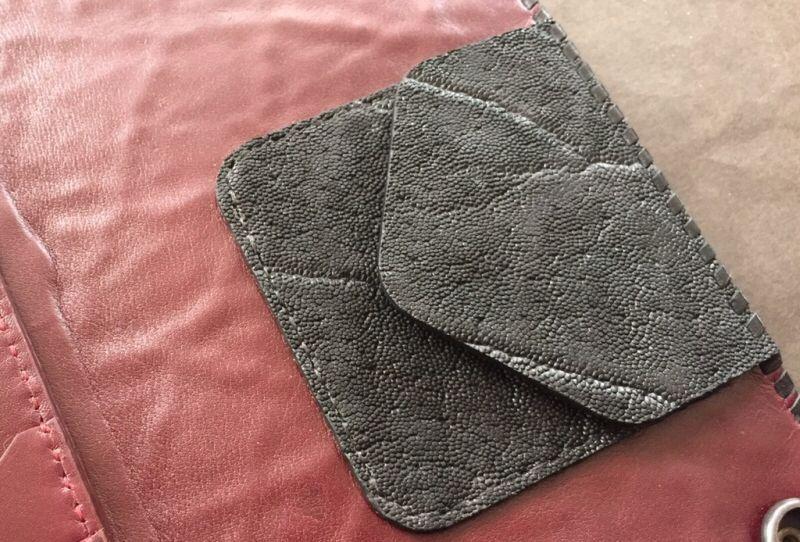 画像4: Hippo G&Crown Inlay Elephant Long Wallet
