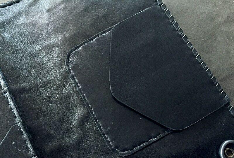 画像4: Elephant Plain Long Wallet (Gray)