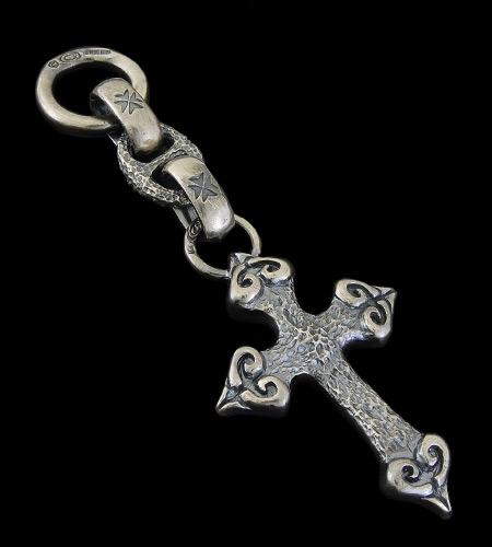 画像1: Cross Key Chiseled Anchor Chain