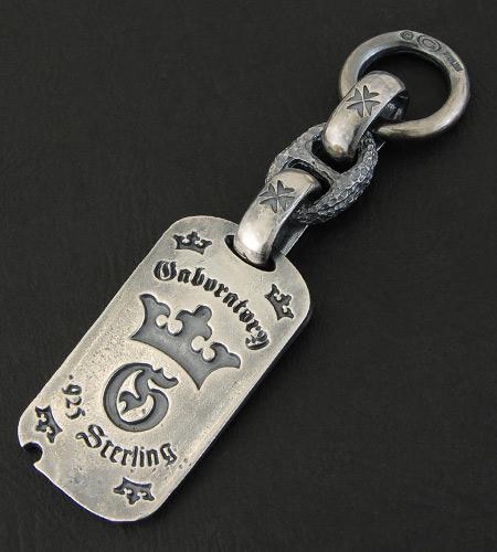 画像2: Dogtag Chiseled Anchor Wallet Hanger