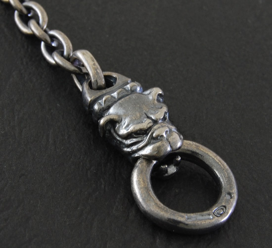 画像4: Quarter Old Bulldog Quarter Chain Bracelet