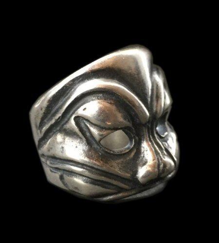 画像1: Half Mask Ring