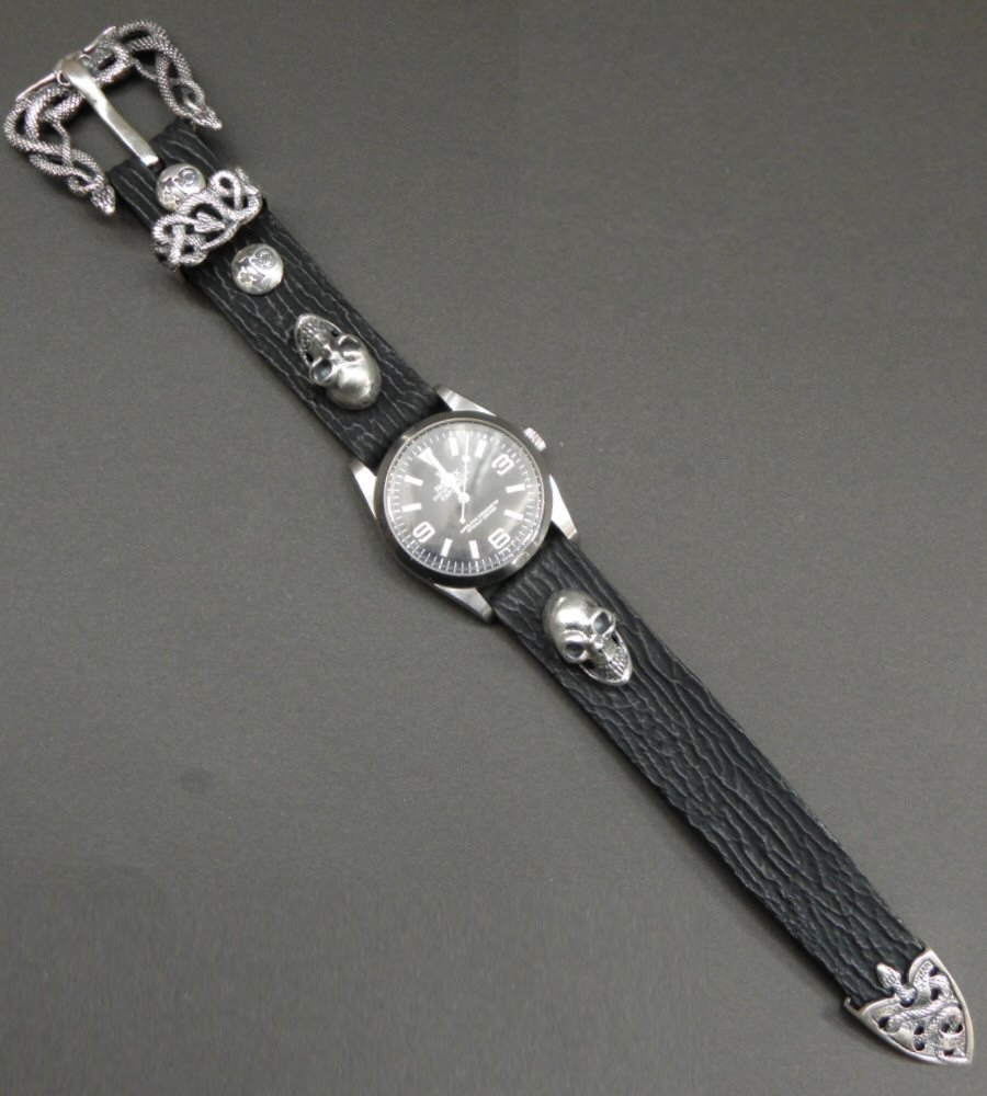 画像2: Snake Buckle Watch Bands
