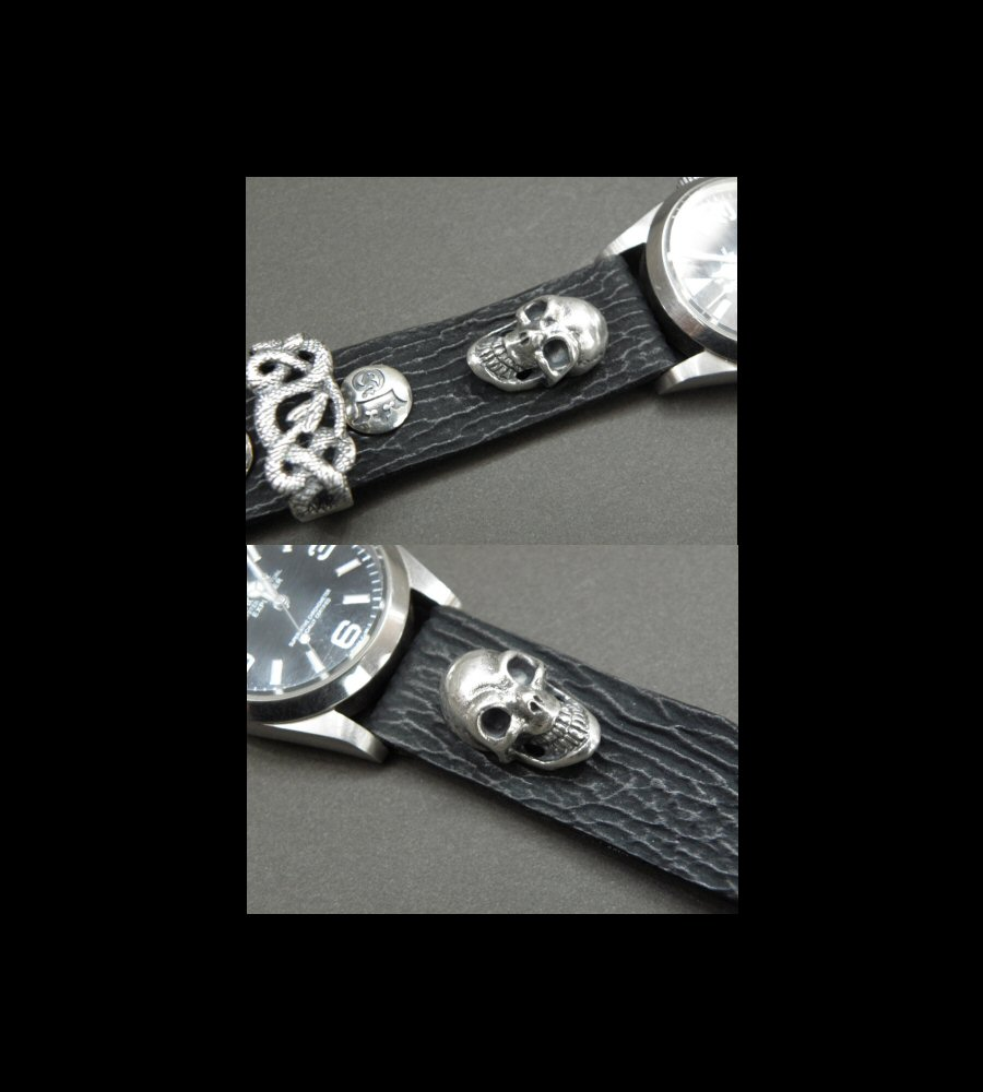 画像3: Snake Buckle Watch Bands